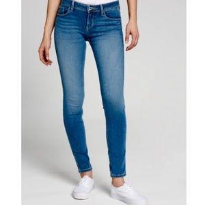 Gap Skinny Mid Rise Legging Jeans